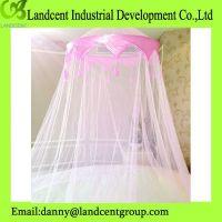 round mosquito net