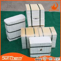 Ceramic fiber moudle for furnace with anchor