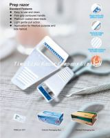 Prep Razor (ls-1071 ) For Medical Purpose