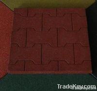 EPOS Rubber floor tiles - EPOSTONE