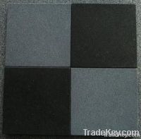 EPOS Rubber floor tiles - Light Grey