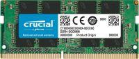 Crucial 4GB DDR4-2400MHz Laptop Ram- SODIMM