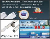 ECO t5 to t8 tube in tube