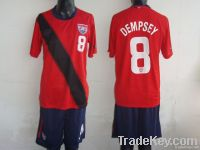 11-12 American away red