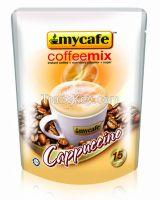 MyCafe Cappuccino  A20g sachet (1 Cup)