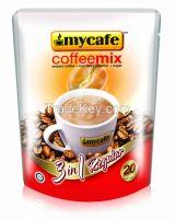 MyCafe tasty Coffee mix 3 in 1 Regular