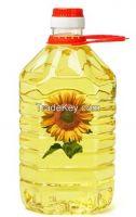 Refineddeodorized Pure Sunflower Oil