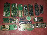 Cellphone scrap