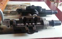 1 Spool Log Splitter Valve Hydraulic Handle Control for Wood Cutting Machine