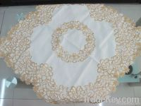 Decorative Embroidery Table Cloth