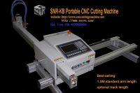portable plasma+flame cnc cutting machine