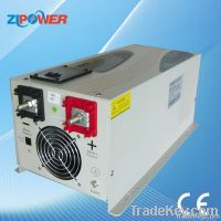 1000-6000W Pure Sine Wave Power Inverter Charger