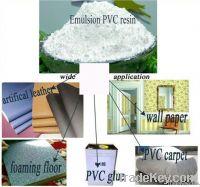 Paste PVC Resin (Emulsion Grade) for Leather Industry