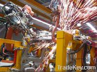Robotic Spot Welding System (Turnkey)