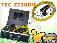 Hot Sell CCTV Sewer Pipe Inspection Camera, Drain Camera TEC-Z710DM