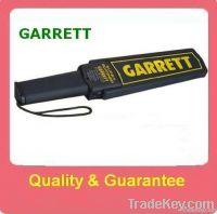 NEW!!!Garrett Hand Held Metal Detector Weapon Detector Super Scanner