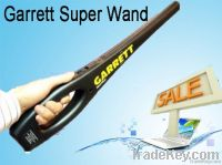 NEW!!! Garrett Handheld Metal Detector Super Wand