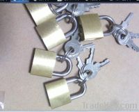 20mm brass padlock