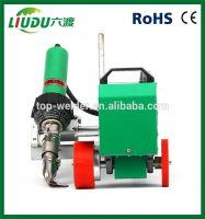 Banner welding machine/Plastic banner seaming machine/pvc welding machine