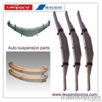 High quality suspension spare part leaf spring