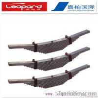 China high quality leaf spring manufacture