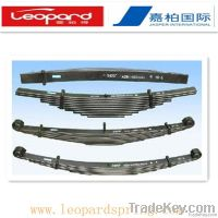 Heavy duty truck suspension spare parts leaf spring