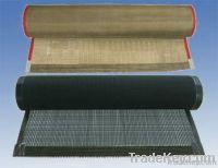 PTFE teflon open mesh conveyor belt