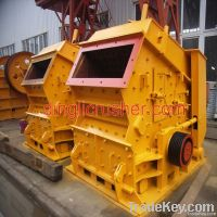 ISO 9001:2008 Certificated Stone Impact Crusher from Professional Manu