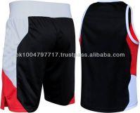 Poly Microfiber Boxing Set Vest & shorts