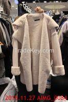 Korean Women Shearling Coats  (4 colours)