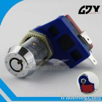 high security Code Changeable Eight Variable Switch Lock