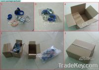 electronic cam lock with Switch