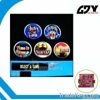 V2.0 Gaminator 5in1 game board