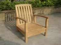 Solid Teak wood outdoor garden furniture