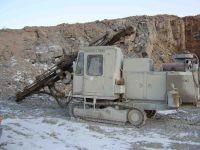 Used INGERSOLL RAND LM 500C Hydraulic Crawler Drill Rig