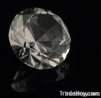uncut, roughcut, polished diamonds