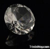uncut, roughcut, polished diamonds