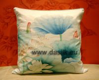 Silk Cushion Cover
