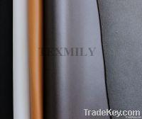 PU leather/Microfiber leather
