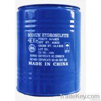 Sodium hydrosulfite 85%, 88%, 90%