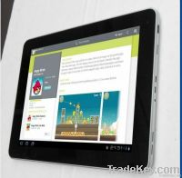 9.7   Capacitive Tablet PC with 1GB Ram and 16GB Flash Disk