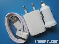 iPhone/iPod 3in1 charger kit