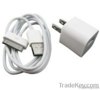 iPhone.iPod 2in1 charger kit(US standard)