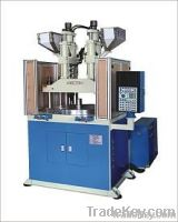 vertical injection plastic machine