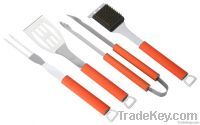 BBQ Plastic Handle Tool