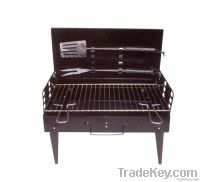 Portable Charcoal BBQ Grill
