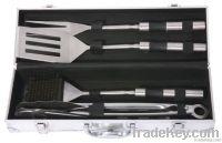 Metallic BBQ Tools