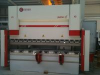CNC HYDRAULIC 5 AXIS PRESS BRAKE