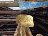 HMS, Used Rail, Shredded