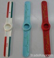 Silicocne rubber wristwatch/bracelet/wristband